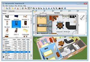 Quasimodonline scale di proporzione e progetti d arredo for Sweet home 3d italiano